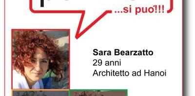 Card Sara Bearzatto